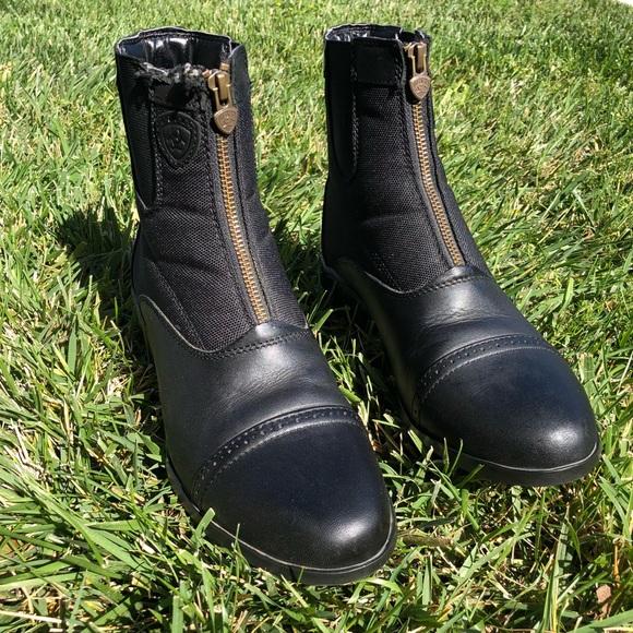 56333393358eca Ariat Shoes - Scout Zip Paddock Boot